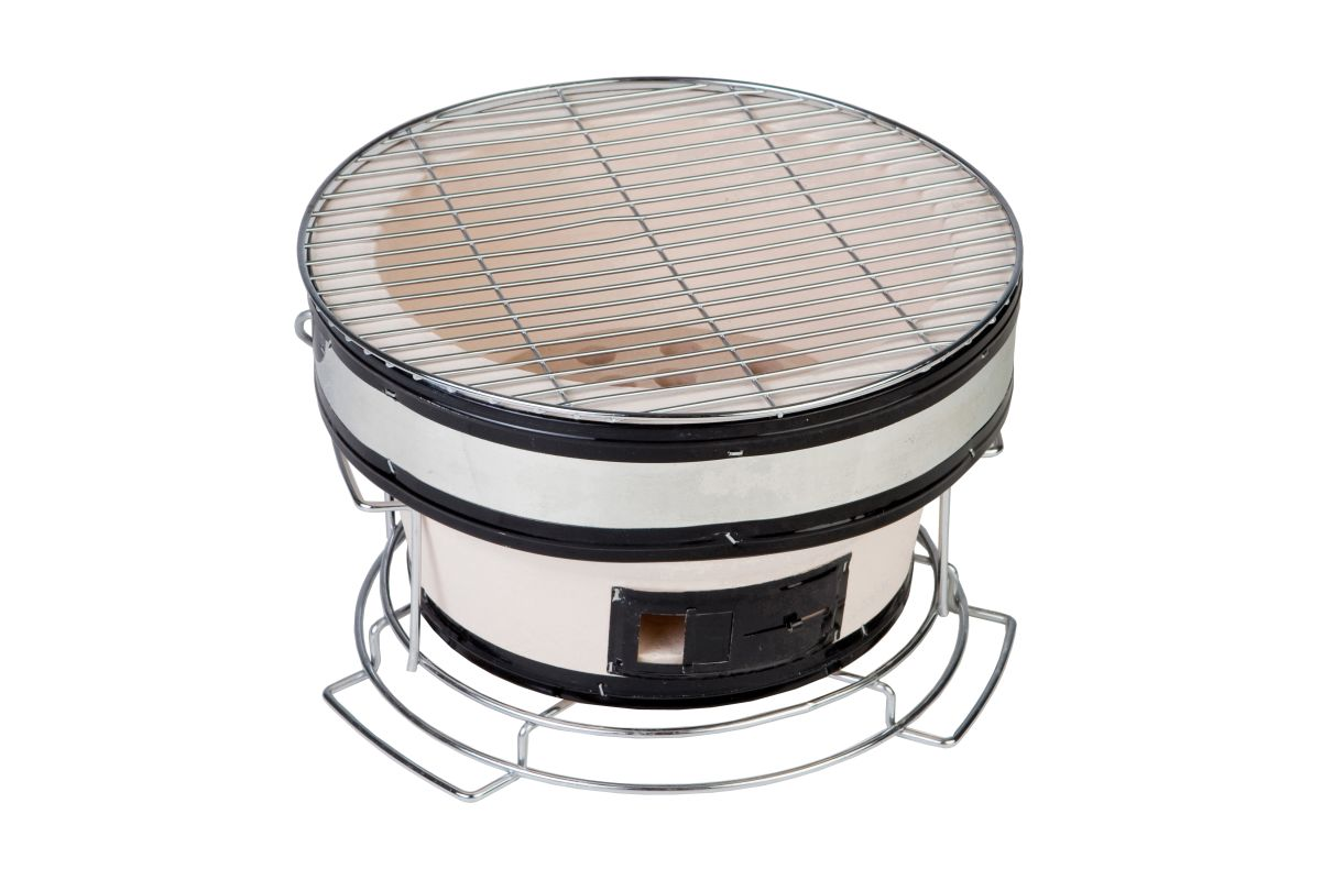Fire Sense 60449 HotSpot Round Yakatori Charcoal Grill photo