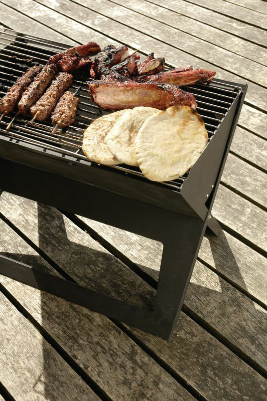 Fire Sense 60508 HotSpot Notebook Charcoal Grill photo