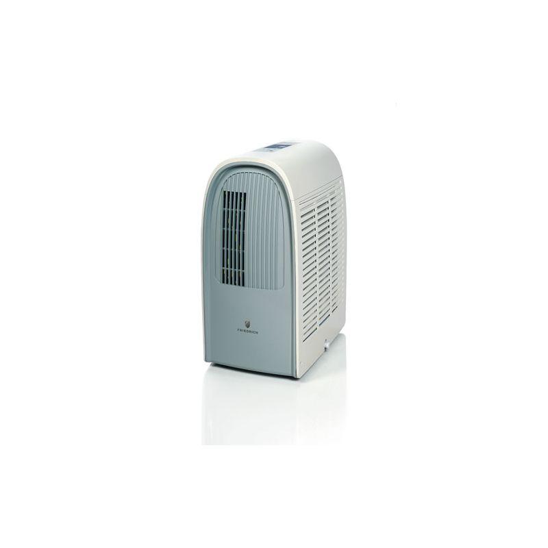 Friedrich P08S 8000 BTU 115V Portable Air Conditioner with Four Fan Speeds and E photo