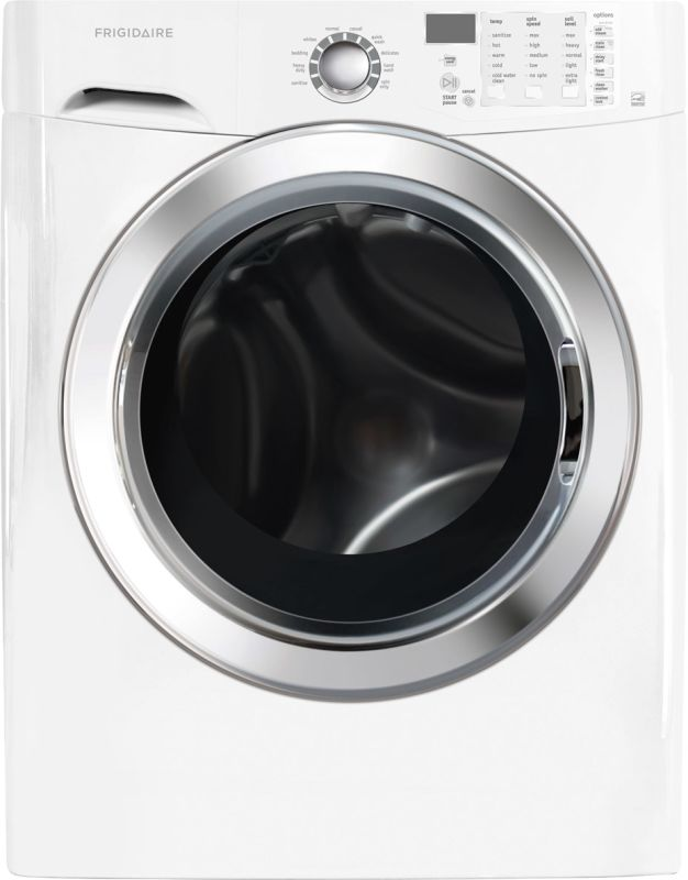 Frigidaire FFFS5115P Frigidaire 3.9 Cu. Ft. Front Load Washer featuring Ready Ste photo