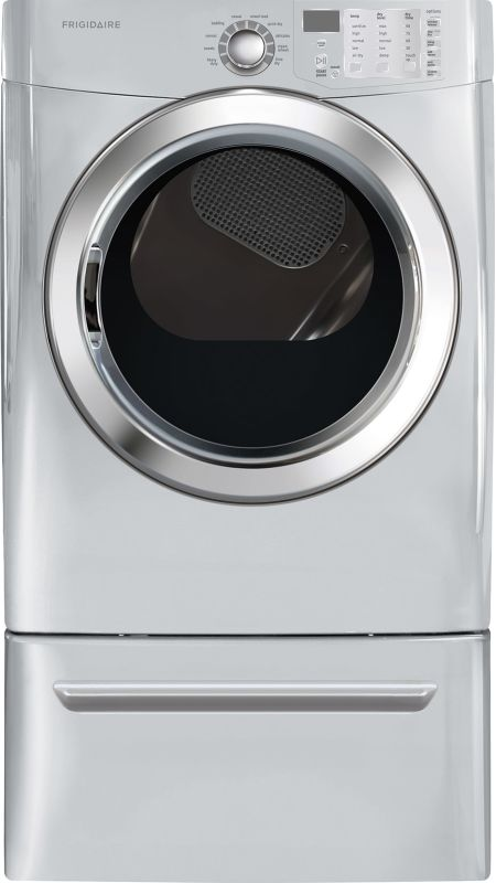 Frigidaire FFSG5115P Frigidaire 7.0 Cu. Ft. Gas Dryer featuring Ready Steam™ photo