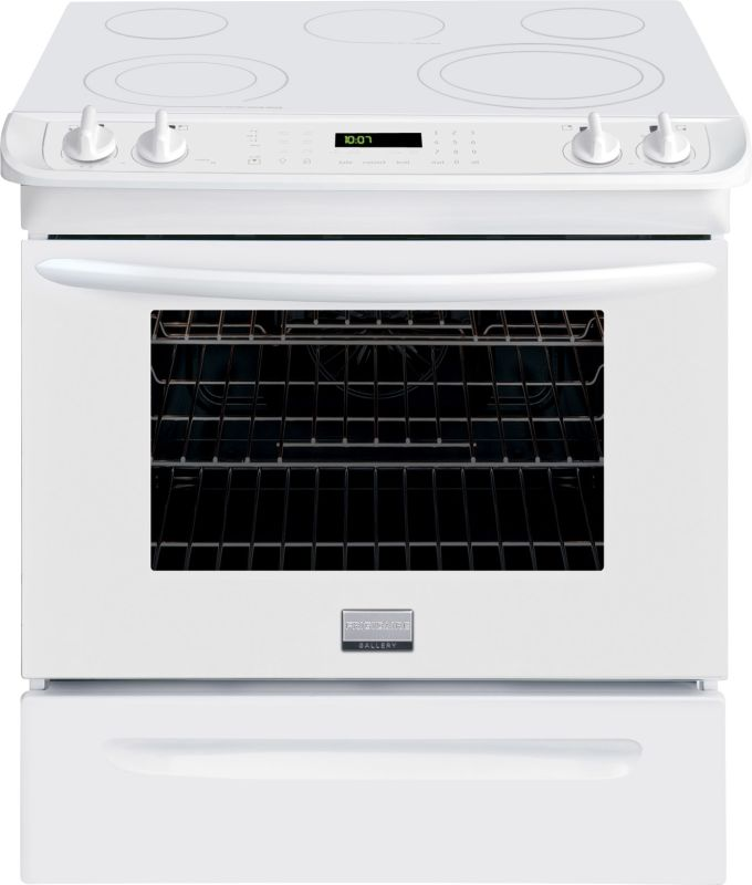 Frigidaire FGES3065P 30 Inch Slide-In Range with 4.6 Cubic Foot Oven photo