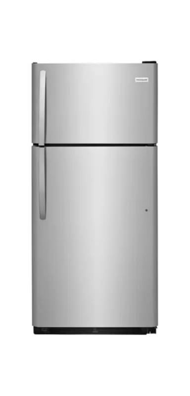 Frigidaire FFHI1832T 30 Inch Wide 18 Cu. Ft. Energy Star Rated Top Mount Refrige photo