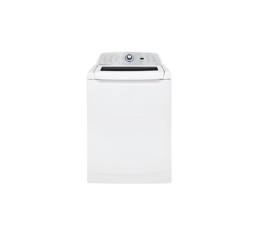 Frigidaire FAHE4045Q 27 Inch Wide 3.4 Cu. Ft. Top Loading Washer with WaterFall photo