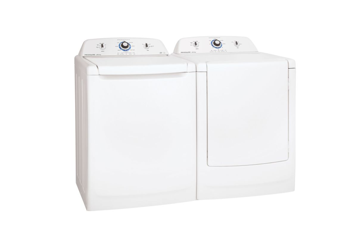 Frigidaire FARG1011M FAHE1011M Affinity Top Load High Efficiency Washer Dryer Pa photo