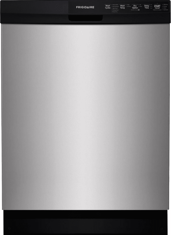 Frigidaire FFBD2412S 24 Inch Wide 14 Place Setting Capacity Energy Star Rated Fu photo