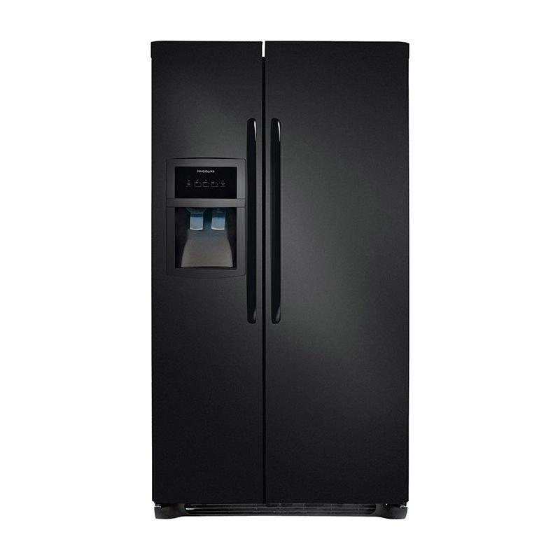 Frigidaire FFEX2315Q 33 Inch Wide 22 Cu. Ft. Side By Side Refrigerator with Adju photo