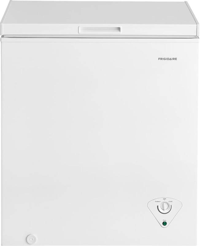 Frigidaire FFFC05M1T 29 Inch Wide 5.0 Cu. Ft. Capacity Free Standing Chest Freez photo