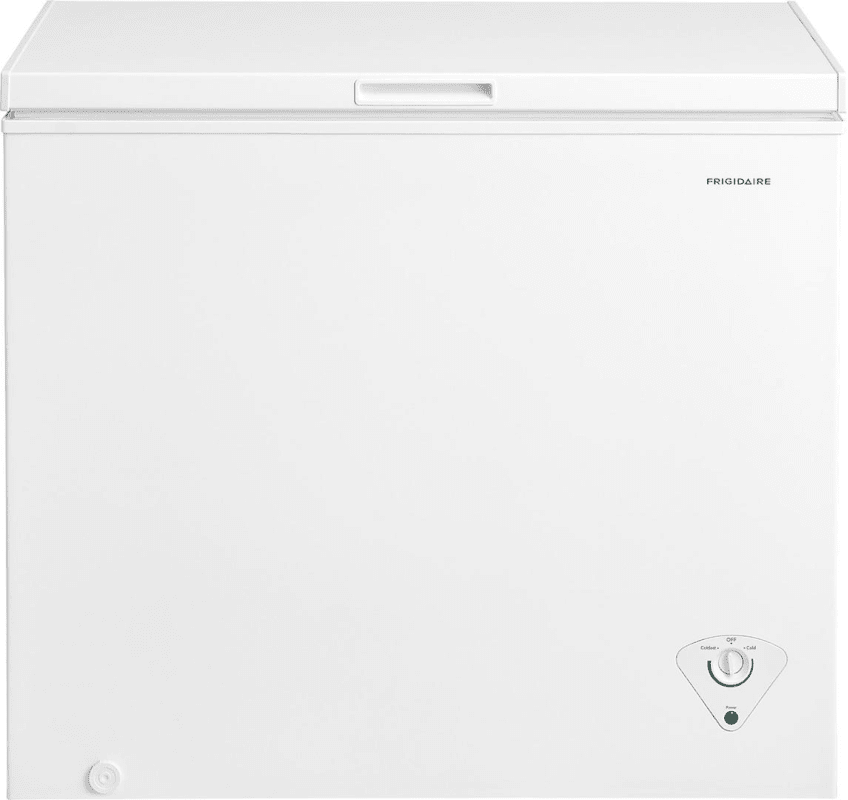 Frigidaire FFFC07M1T 30 Inch Wide 7.2 Cu. Ft. Capacity Free Standing Chest Freez photo