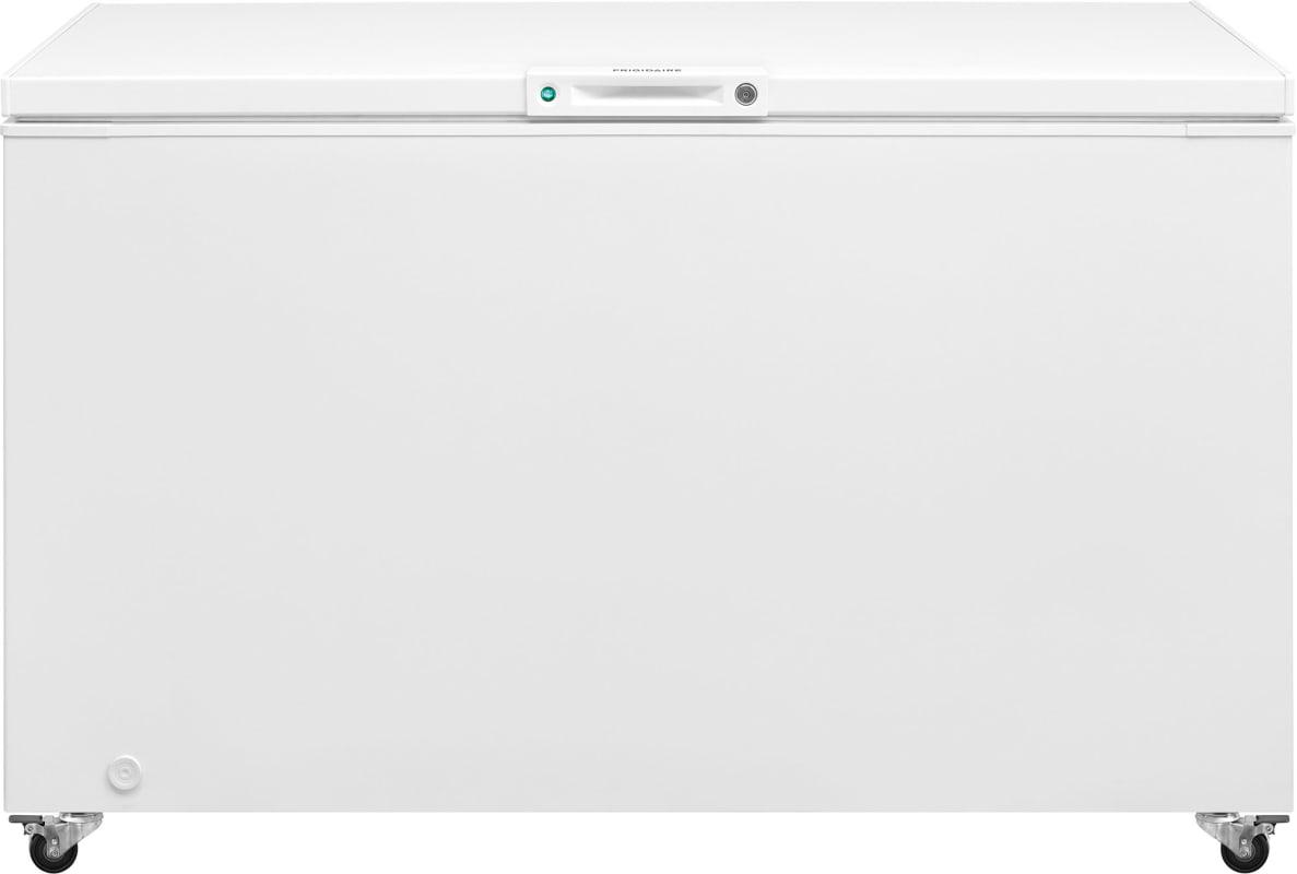 Frigidaire FFFC15M4T 56 Inch Wide 14.8 Cu. Ft. Chest Freezer with SpaceWise Adju photo