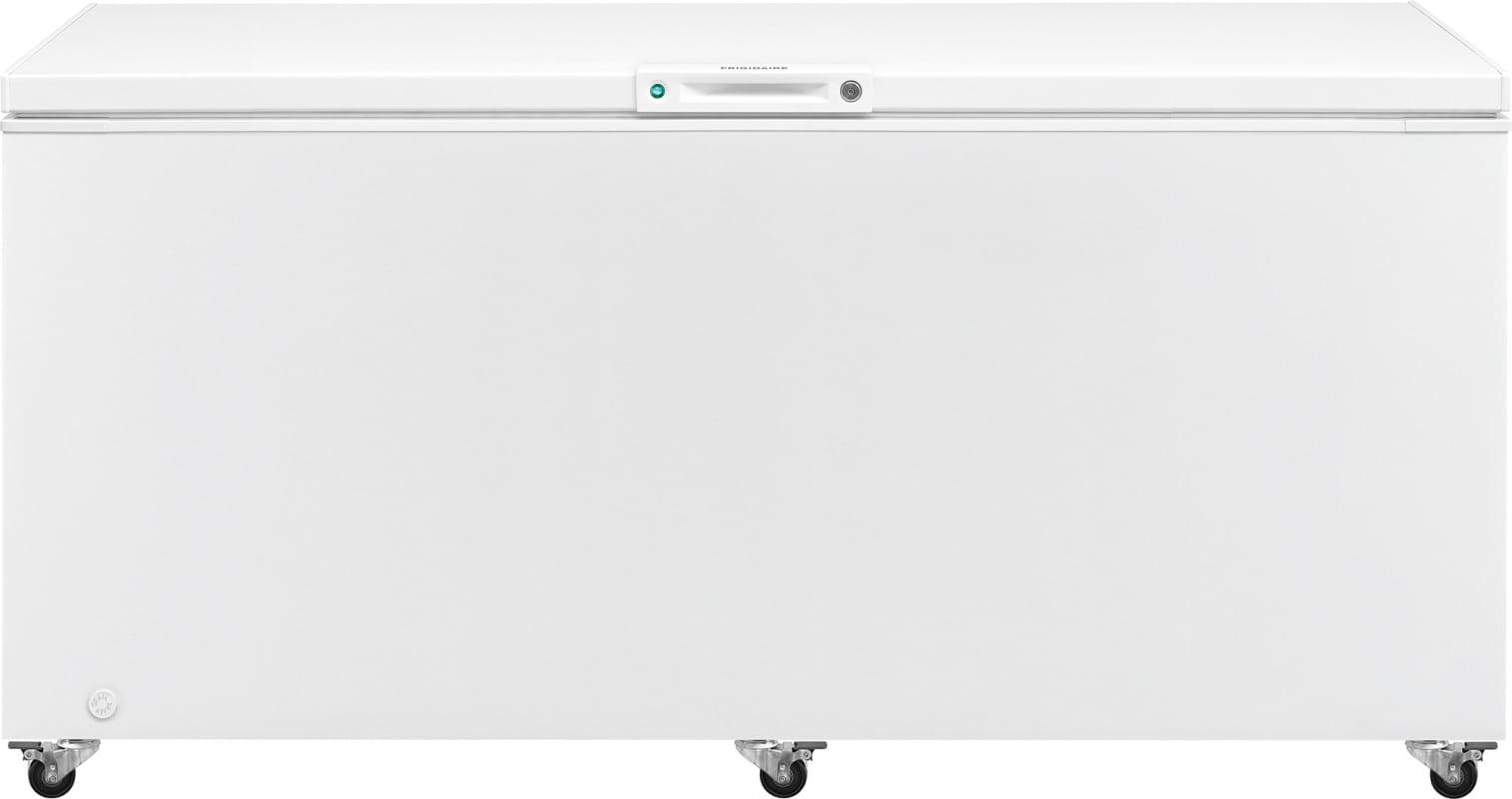 Frigidaire FFFC25M4T 83 Inch Wide 24.8 Cu. Ft. Chest Freezer with SpaceWise Adju photo