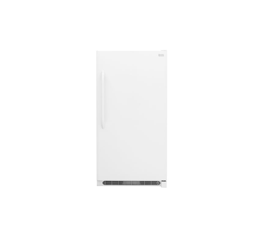 Frigidaire FFFU21M1Q 34 Inch Wide 21 Cu. Ft. Upright Freezer ... on