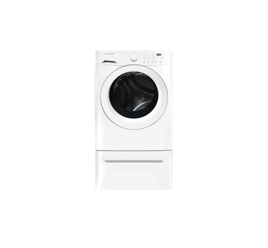 Frigidaire FFFW5000Q 27 Inch Wide 3.9 Cu. Ft. Front Load Washer with Advance Rin photo