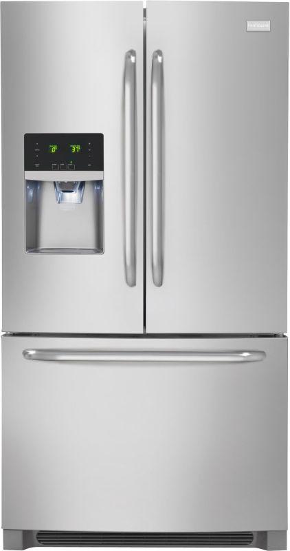 Frigidaire FFHB2740P 27 Cu. Ft. Standard-Depth French Door Refrigerator photo