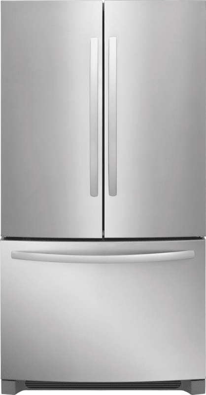 Frigidaire FFHN2750T 36 Inch Wide 27.6 Cu. Ft. Energy Star Rated French Door Ref photo