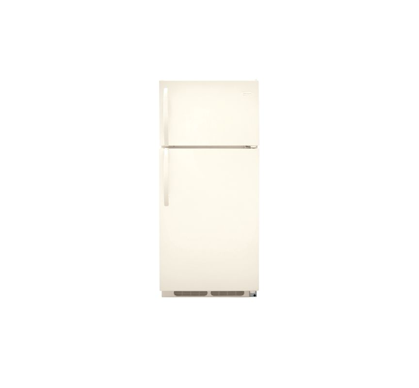 Frigidaire FFHT1614Q 28 Inch Wide 16.3 Cu. Ft. Top Freezer Refrigerator with Rea photo