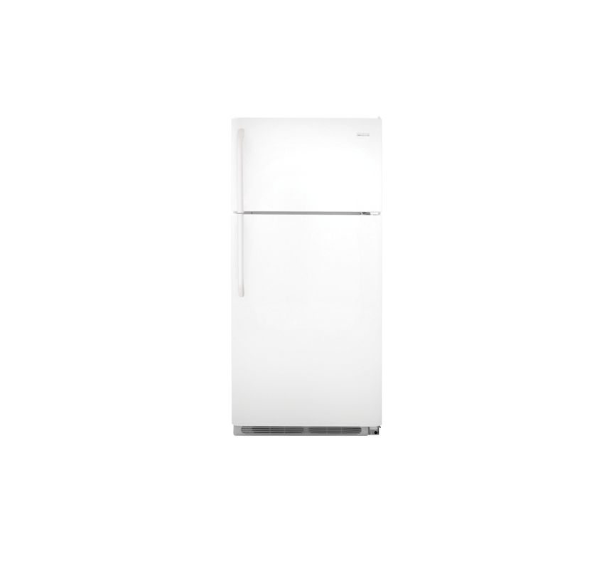 Frigidaire FFHT1814Q 30 Inch Wide 18 Cu. Ft. Top Freezer Refrigerator with Ready photo
