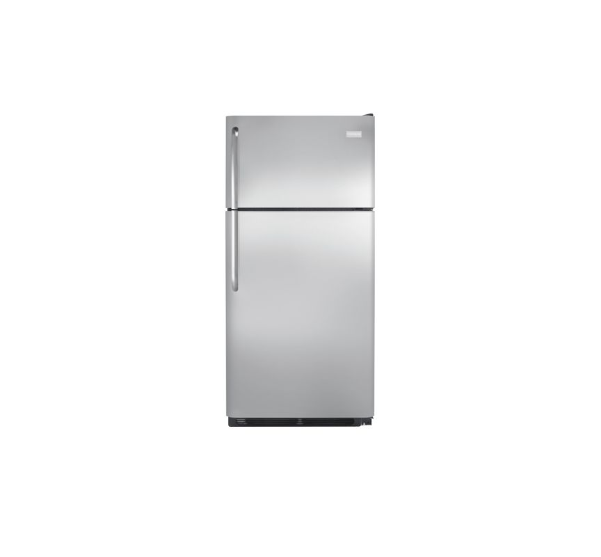 Frigidaire FFHT1831Q 30 Inch Wide 18 Cu. Ft. Top Freezer Refrigerator with Spill photo