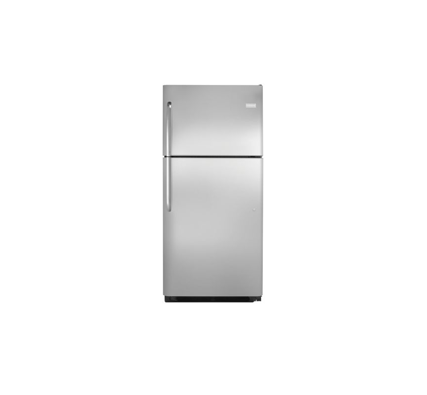 Frigidaire FFHT2021Q 30 Inch Wide 20.4 Cu. Ft. Top Freezer Refrigerator with Sto photo