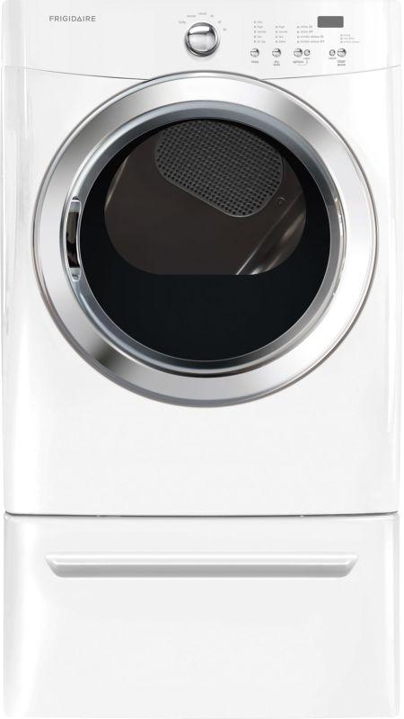 Frigidaire FFQG5100PW 7.0 Cu. Ft. D.O.E. Gas Front Load Dryer photo