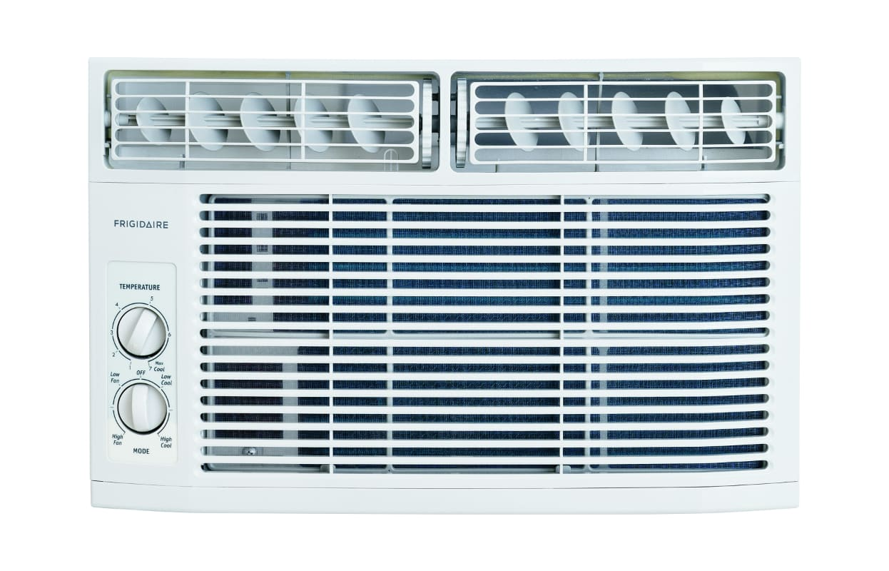 Frigidaire FFRA0811R1 8000 BTU Window Mounted Air Conditioner with Anti-Bacteria photo