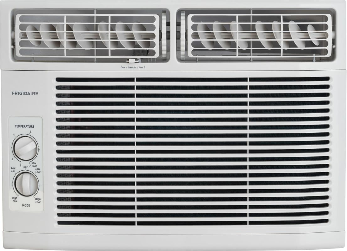 Frigidaire FFRA1011R1 10000 BTU 115 V Window Mount Air Conditioner with Effortle photo