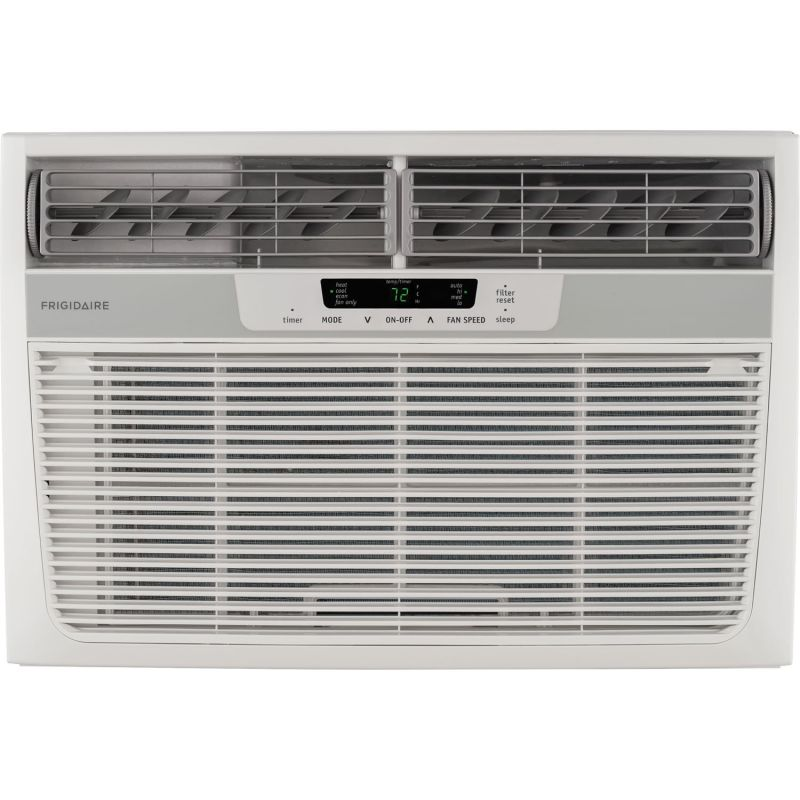 Frigidaire FFRH0822R1 8500 BTU Window Mounted Electric Air Conditioner and Heate photo