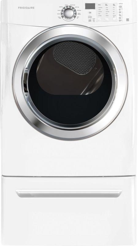 Frigidaire FFSG5115P Frigidaire 7.0 Cu. Ft. Gas Dryer featuring Ready Steam™ photo