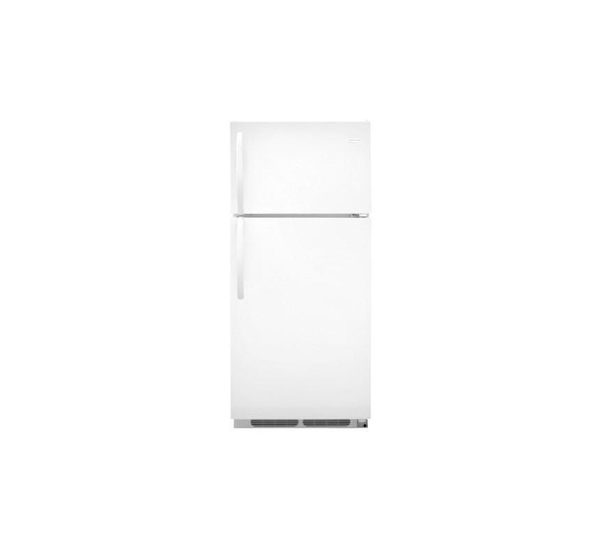Frigidaire FFTR1614R 28 Inch Wide 16.3 Cu. Ft. Top Mount Refrigerator with Store photo