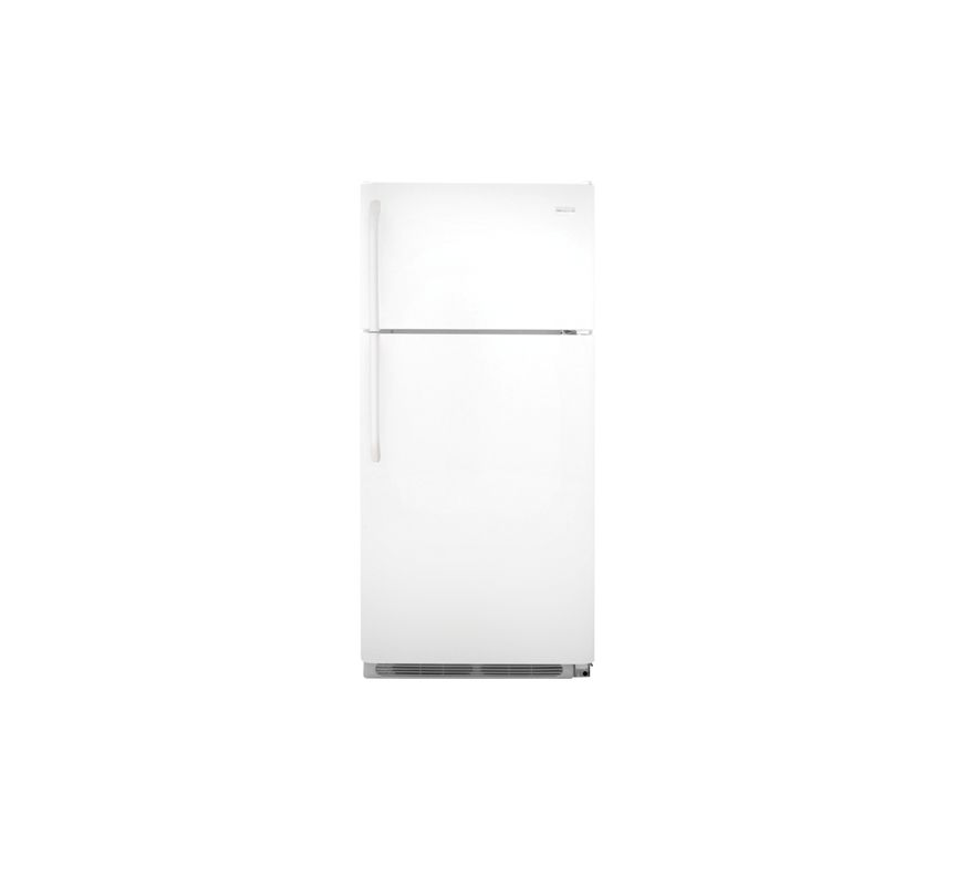 Frigidaire FFTR1821Q 30 Inch Wide 18 Cu. Ft. Top Freezer Refrigerator with Space photo