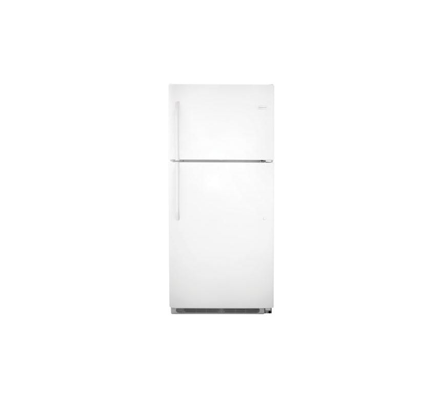 Frigidaire FFTR2021Q 30 Inch Wide 20.4 Cu. Ft. Top Mount Refrigerator with Store photo
