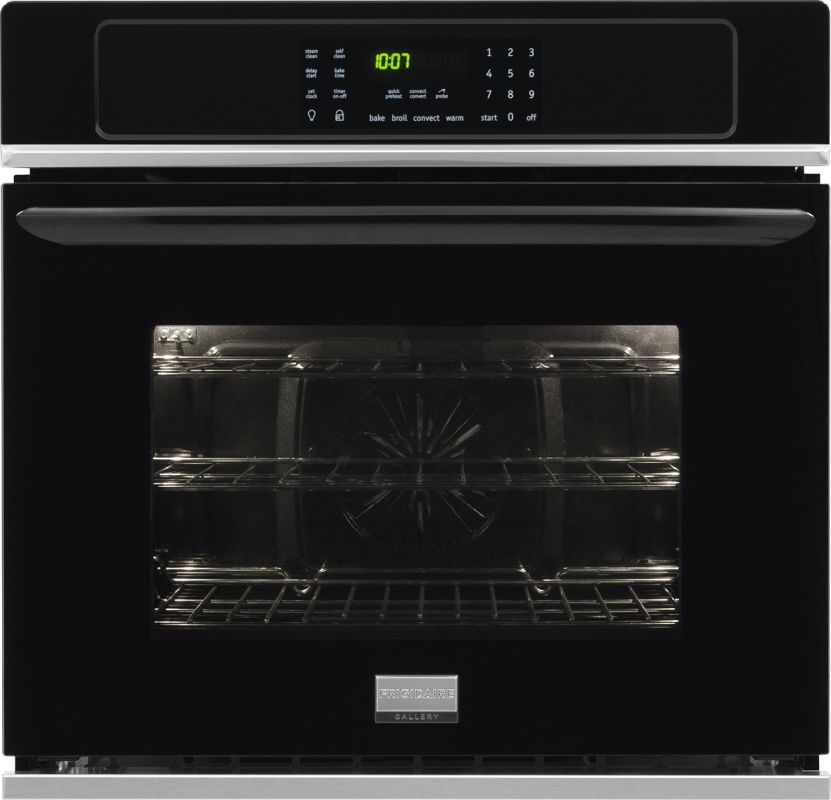 Frigidaire FGEW2765P 27 Inch 3.8 Cu. Ft. Gallery Single Electric Oven with True photo