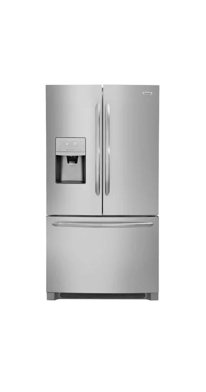 Frigidaire FGHD2368T Gallery 36 Inch Wide 21.7 Cu. Ft. Energy Star Rated French photo