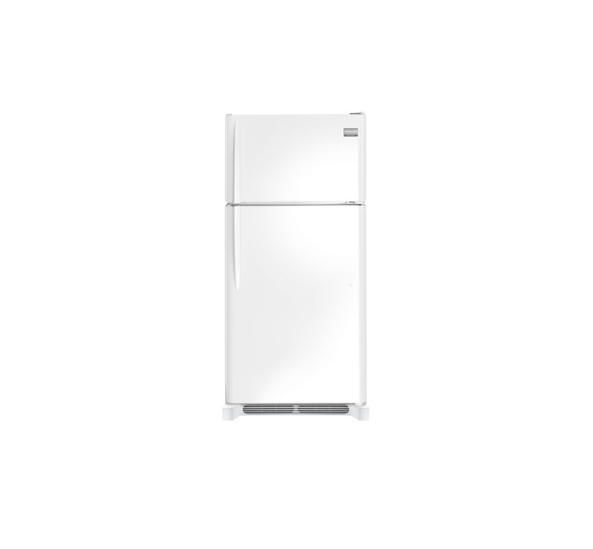 Frigidaire FGHI1864Q 30 Inch Wide 18.3 Cu. Ft. Top Freezer Refrigerator with Cus photo