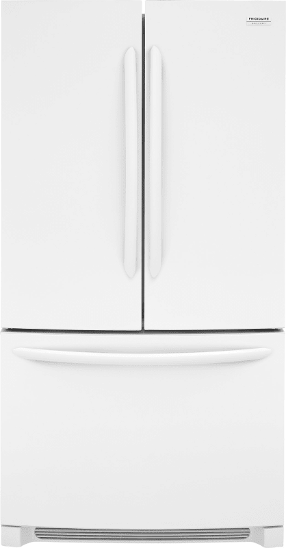 Frigidaire FGHN2868T 36 Inch Wide 27.6 Cu. Ft. Energy Star Rated French Door Ref photo