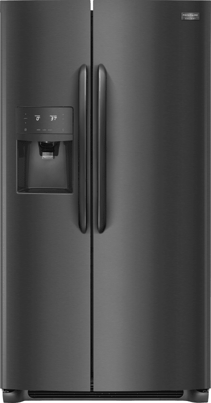Frigidaire FGSS2635T 36 Inch Wide 25.5 Cu. Ft. Side By Side Refrigerator with Ad photo