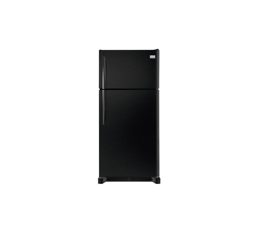 Frigidaire FGTR1845Q 30 Inch Wide 18.3 Cu. Ft. Top Mount Refrigerator with Brigh photo