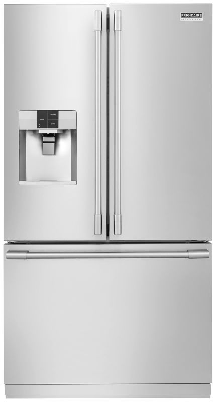 Frigidaire FPBS2777R 36 Inch Wide 27.8 Cu. Ft. French Door Refrigerator with Pur photo