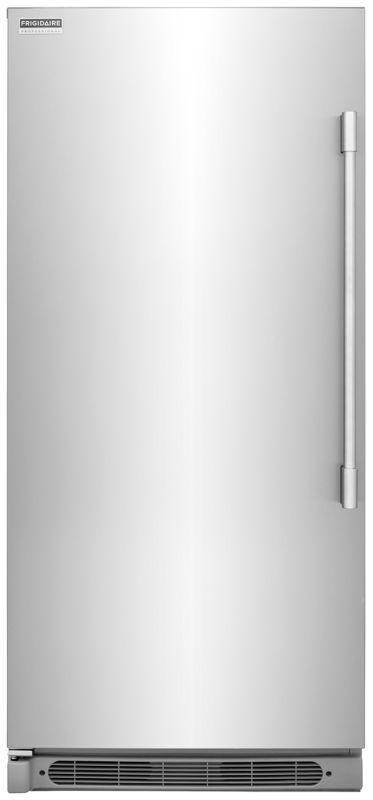 Frigidaire FPFU19F8R 32 Inch Wide 19 Cu. Ft. Upright Freezer with PureAir Filtra photo