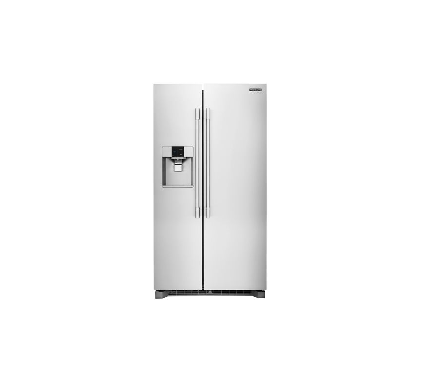 Frigidaire FPSS2677R 36 Inch Wide 26 Cu. Ft. Side By Side Refrigerator with Pure photo