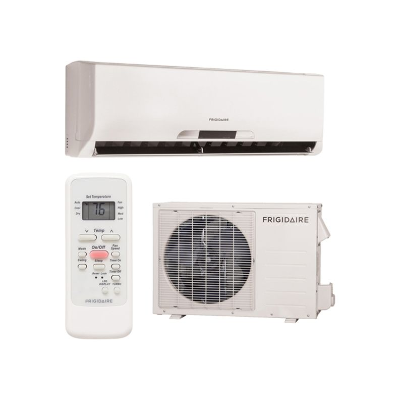 Frigidaire FRS093LS1 Mini-Split Ductless Air Conditioner System 9,000 BTU with F photo