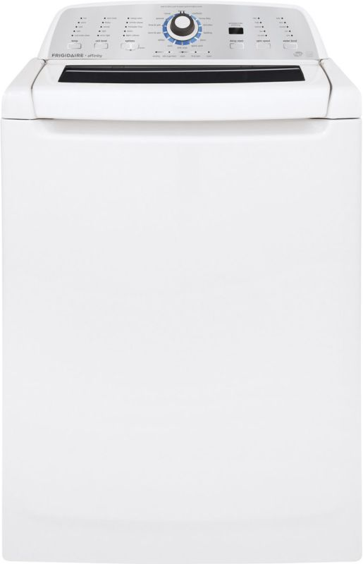 Frigidaire FAHE4044M Affinity High Efficiency Washer with Top Load Glass Door Fe photo