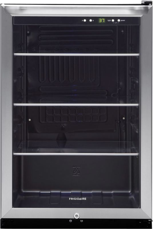 Frigidaire FFBC4622QS 138 12 oz. Can Capacity Beverage Center with Ready-Select photo