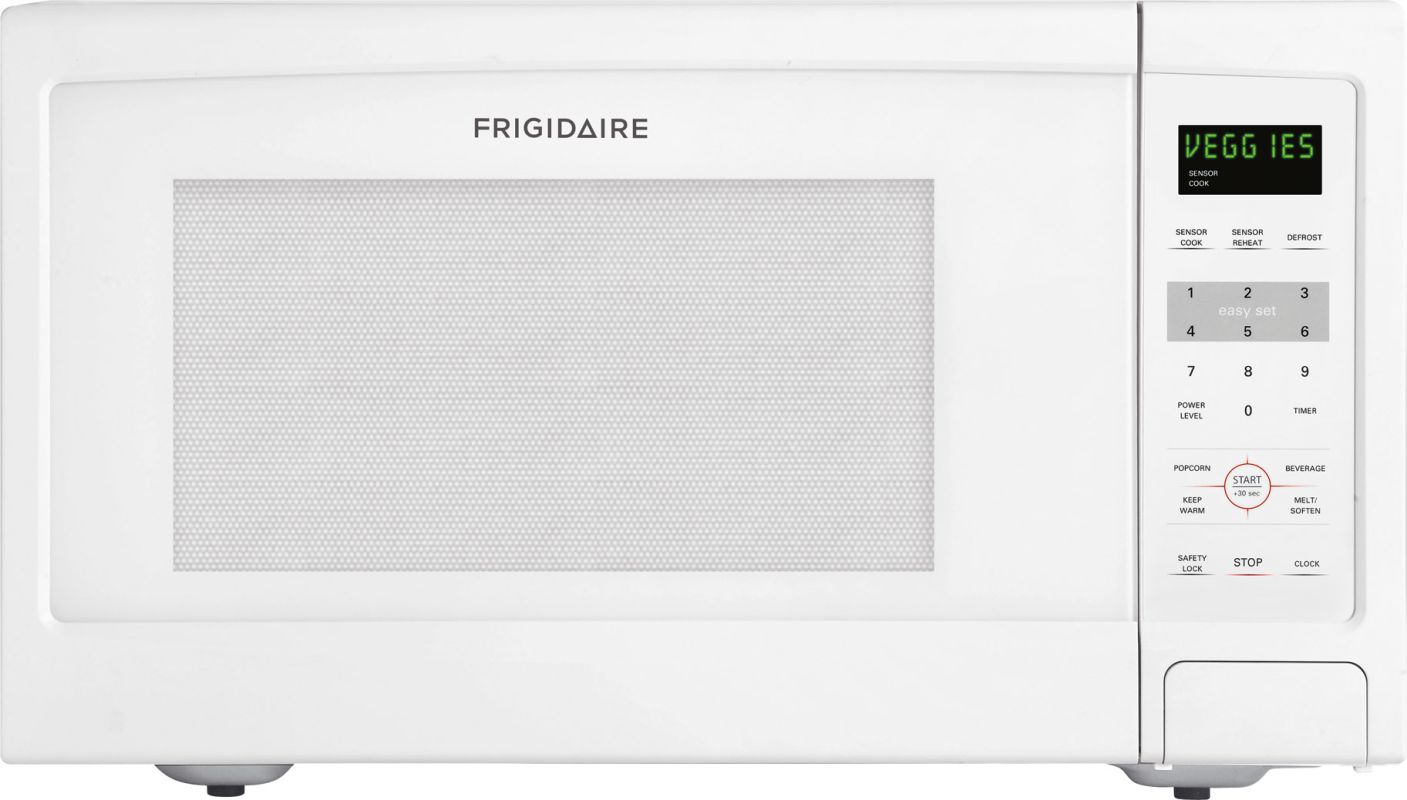 Frigidaire FFCE1638L 1.6 Cubic Foot Countertop Microwave Oven with Easy-Set Star photo