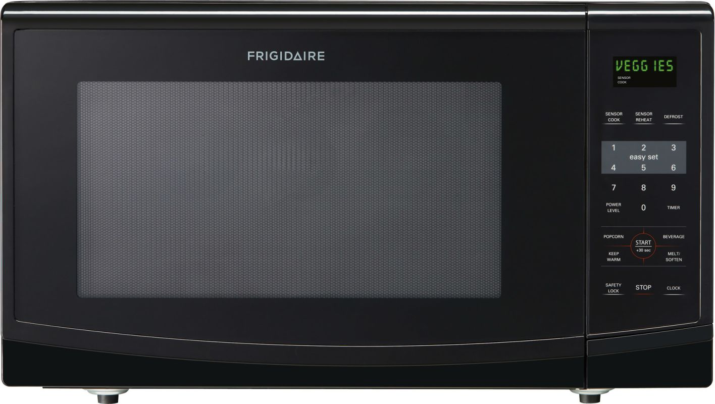 Frigidaire FFCE2238L 2.2 Cubic Foot Countertop Microwave Oven with Easy-Set Star photo