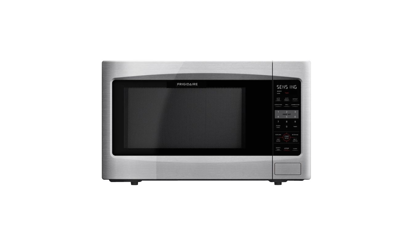 Frigidaire FFCE2278L 2.2 Cubic Foot Countertop Microwave Oven with Easy-Set Star photo