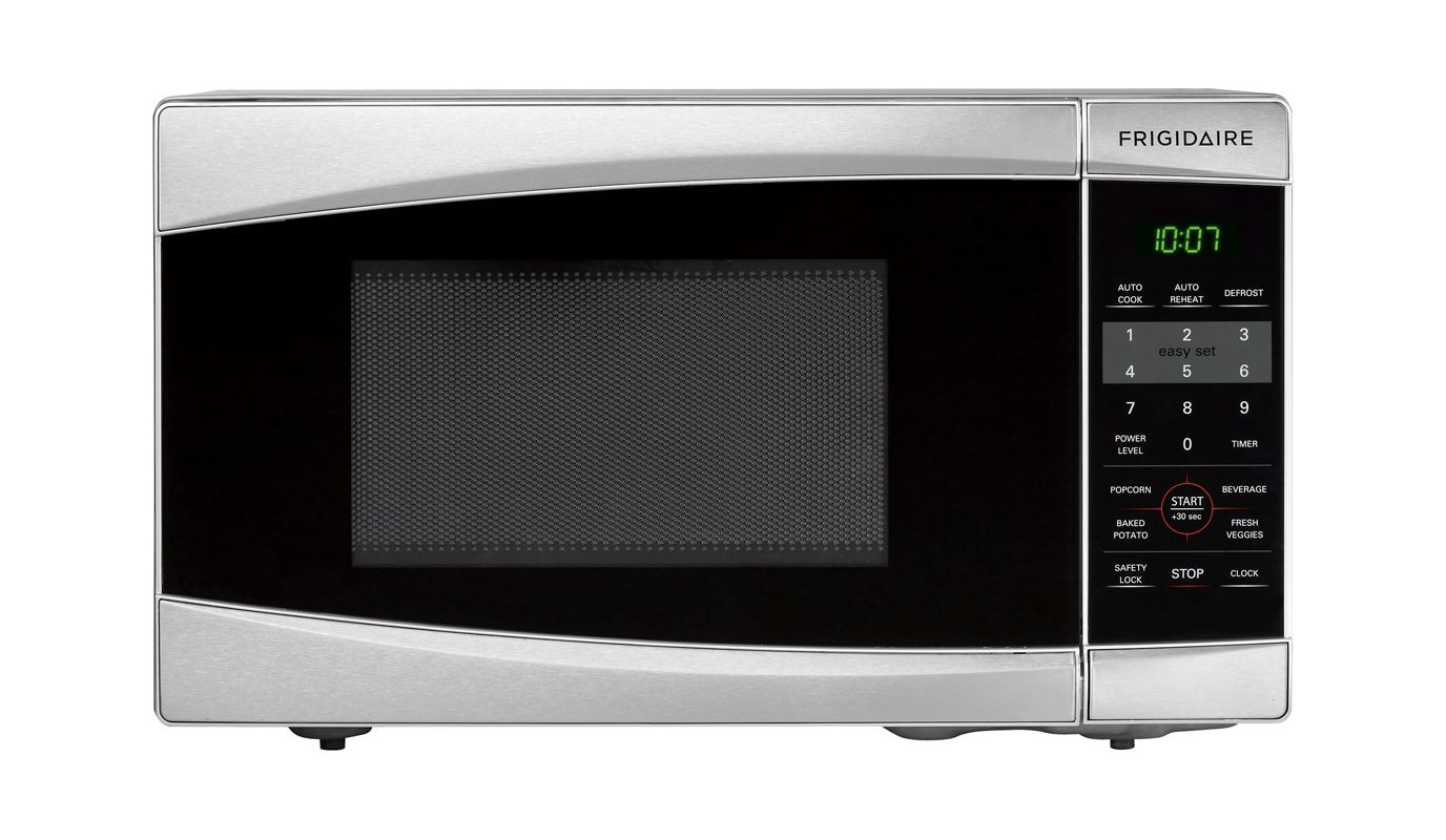 Frigidaire FFCM0734L 0.7 Cubic Foot Countertop Microwave Oven with Easy-Set Star photo