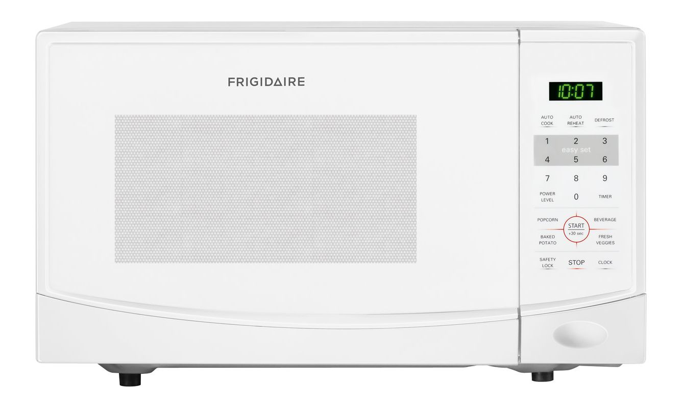 Frigidaire FFCM0934L 0.9 Cubic Foot Countertop Microwave Oven with Easy-Set Star photo