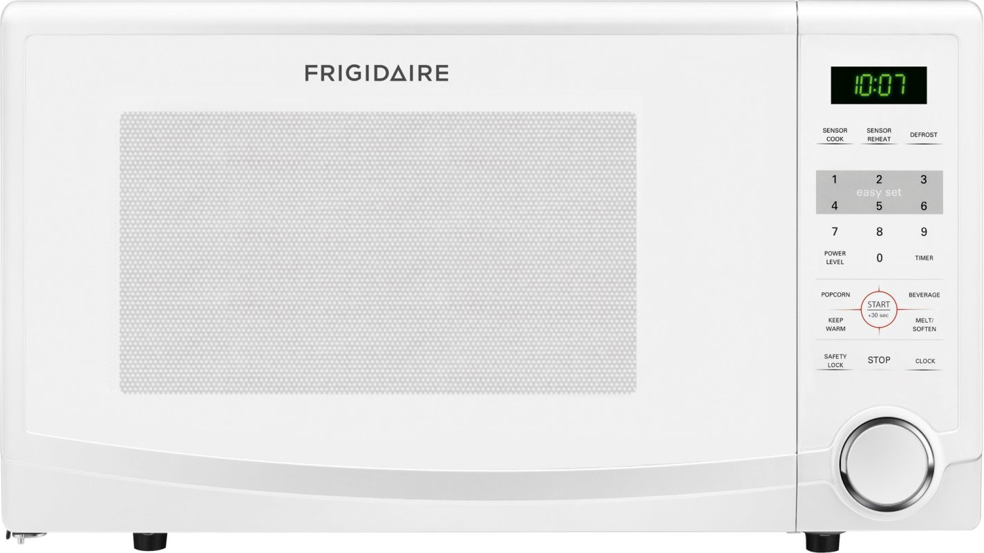 Frigidaire FFCM1134L 1.1 Cubic Foot Countertop Microwave Oven with Easy-Set Star photo