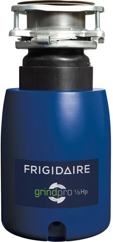 Frigidaire FFDI501C 1/2 HP Waste Disposer with Plug-In Convenience and Sound Gua photo